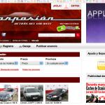 Sección de ocasión de motorpasion.com