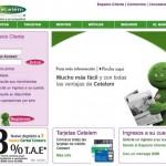 Captura de pantalla de la web de Cetelem.es